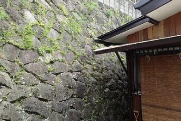 補強前の石垣その1