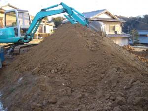 ②土の工事ー1